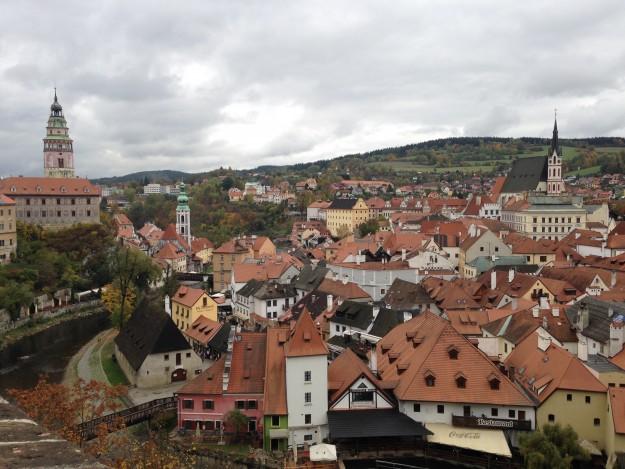 チェスキークロムロフ チェコ共和国