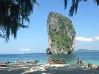 クラビ Krabi の美しすぎる海でアイランドホッピングの勧め★