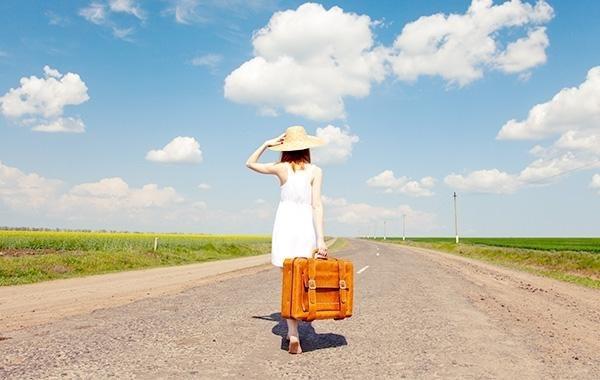 さあ、旅に出よう!