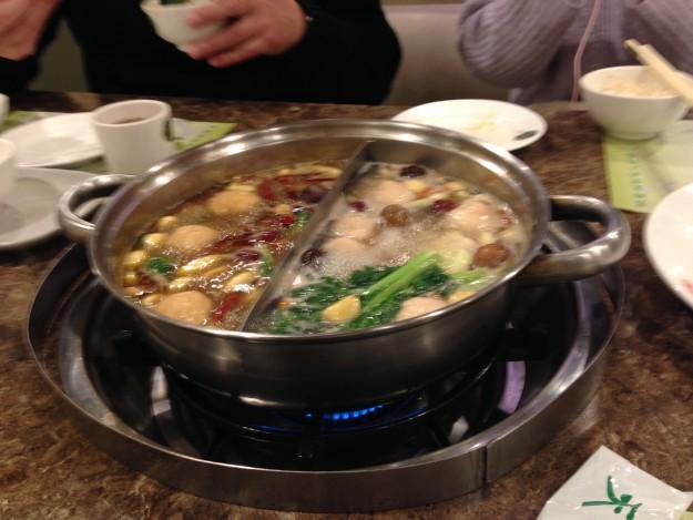 食べたかった!薬膳火鍋 。台湾の天香回味でレシピを聞いたよ!