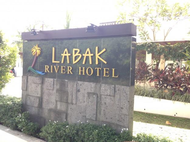 ウブドのおすすめホテル ラバック・リバーホテル