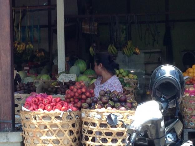 バリ島でショッピング 日用雑貨ハントは楽しい~!