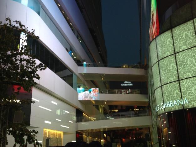 東京よりも大都会じゃないかと思ってしまう、タイ、スクンビット。