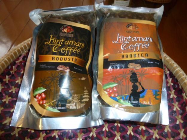バリ島のスーパー探訪!バリのワインとコーヒー豆