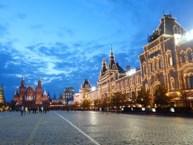 ソ連崩壊時代のモスクワの思い出 1991年 ☆ ロシア ☆