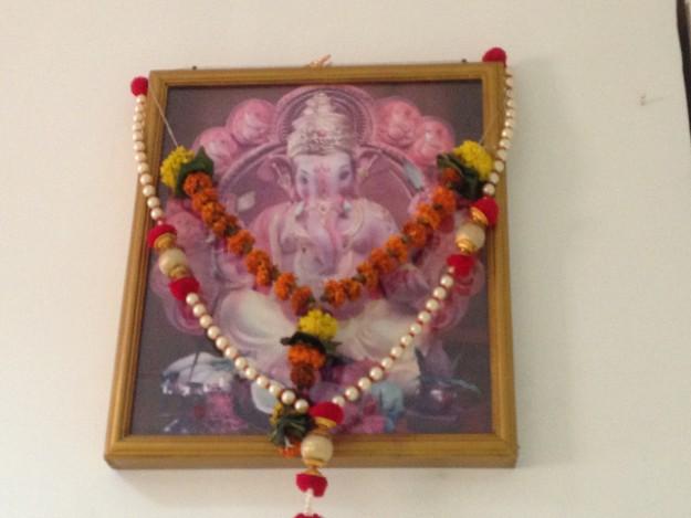ヒンズー教の神様、ガネーシャがいっぱい! ★インドで大人気!