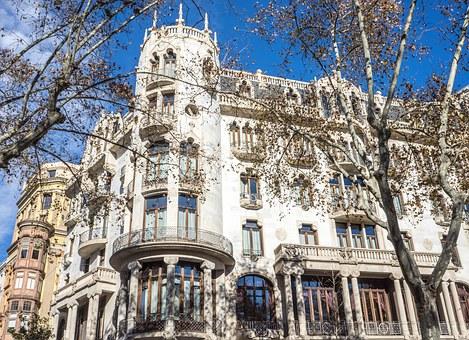 バルセロナ観光は、ランブラス通りのホテルが特に便利!