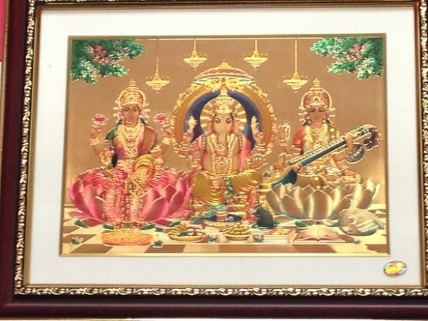 愛すべき、ヒンズーの神様ガネーシャ