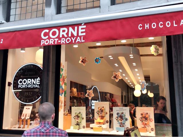 Corne-Port-Royal こちらもベルギーの老舗ブランド