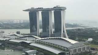シンガポールの絶景、マリーナベイをまるごと堪能!