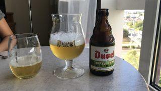専用のグラスで味わうビールが楽しい、ベルギー!