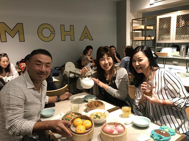 香港のお昼はオシャレに美味しく!