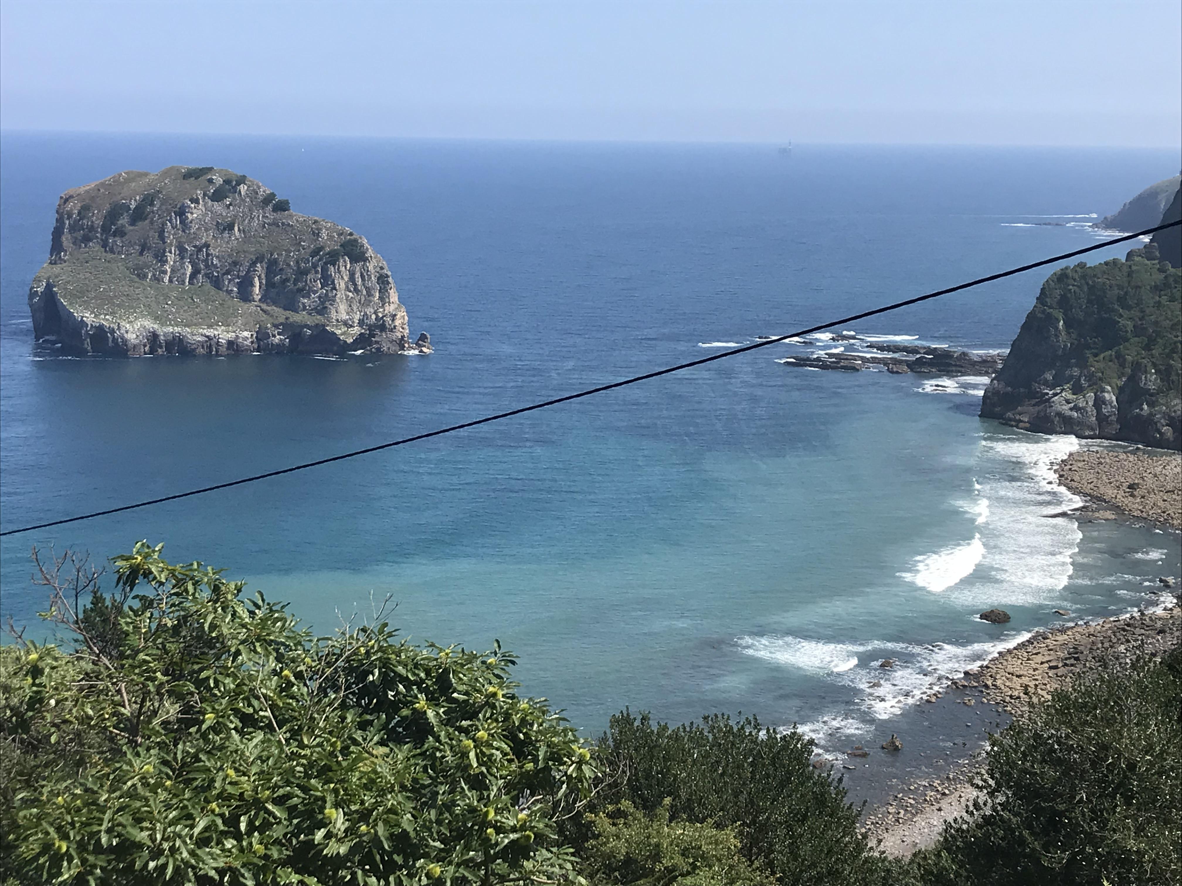 おもわずわ~♡と叫んだ大西洋の景色!