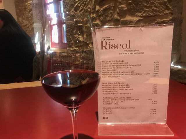 一番お手軽なワインは1ユーロもしないで飲めます!何という贅沢!!