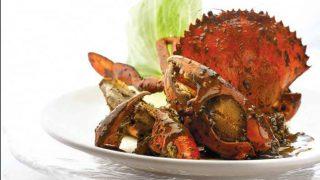 シンガポールでは海の見えるレストランでチリクラブを食べなくちゃ!