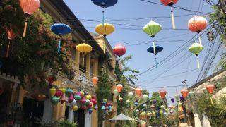 可愛い!美味しい!カラフルなべトナム中部の世界遺産を歩こう!