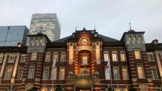 1時間で楽しめる丸の内クリスマス・イルミネーションは東京駅からスタート
