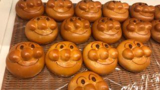インスタ映えのアンパンマンたち!!横浜アンパンマンミュージアムで会える本物のパン!