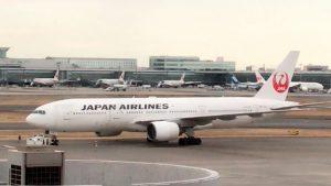 JALのプレミアムエコノミー、ちょっと幸せ気分の搭乗記